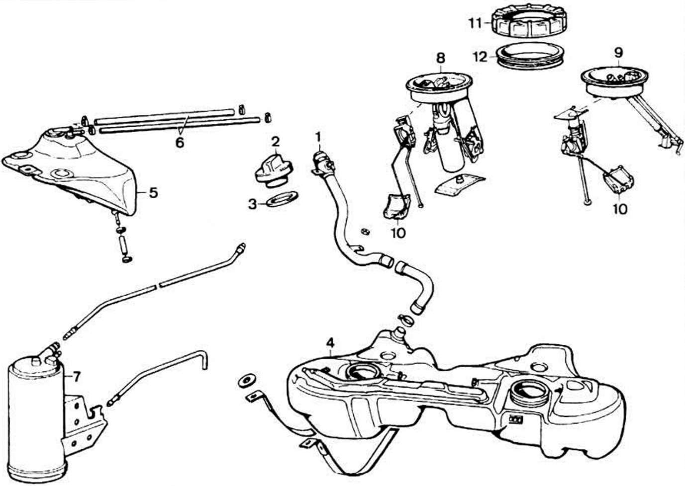 схема замены охлаждающей жидкости bmw м 40