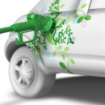 green-gas-car